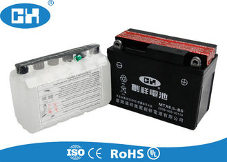 Lead Acid AGM Motorcycle Battery , Most Powerful Mf Motorcycle Battery Durable