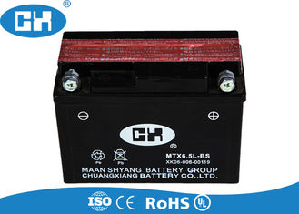 125cc / 150cc High Output Motorcycle Battery , High Performance Suzuki Motorcycle Battery