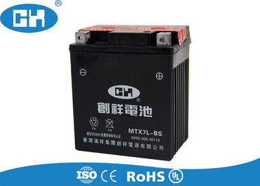 Electric Scooter Battery 12v 7Ah , Maintenance Free 12v Motorbike Battery