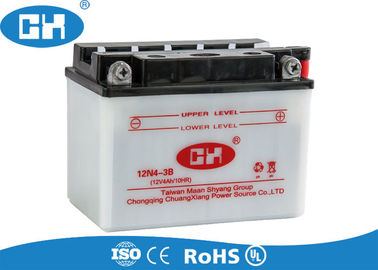 12v 14ah Motorcycle Battery Acid Resistance , High Performance Motorcycle Battery